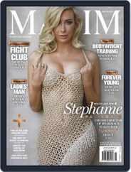 Maxim Australia (Digital) Subscription March 1st, 2021 Issue
