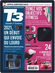T3 Gadget Magazine France (Digital) Subscription February 1st, 2021 Issue