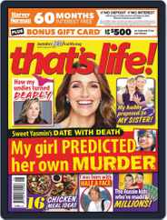 that's life! (Digital) Subscription February 25th, 2021 Issue