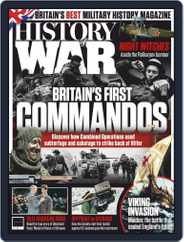 History of War (Digital) Subscription March 1st, 2021 Issue