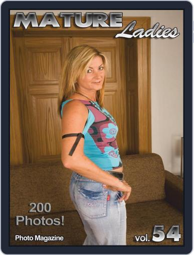 Mature Ladies Adult Photo February 18th, 2021 Digital Back Issue Cover