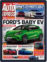 Auto Express (Digital) Subscription February 17th, 2021 Issue