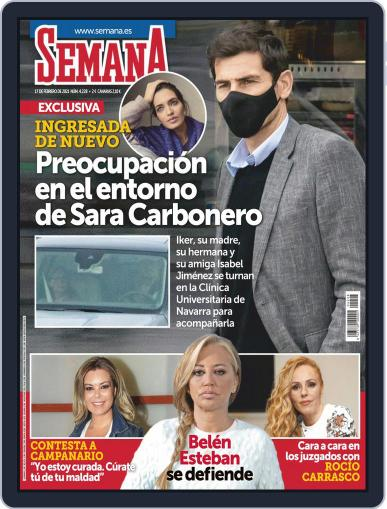 Semana (Digital) February 17th, 2021 Issue Cover
