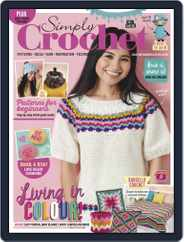 Simply Crochet (Digital) Subscription March 1st, 2021 Issue