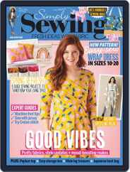 Simply Sewing (Digital) Subscription April 1st, 2021 Issue