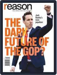Reason (Digital) Subscription April 1st, 2021 Issue