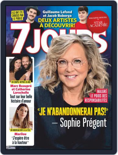 7 Jours (Digital) February 26th, 2021 Issue Cover