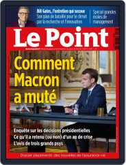 Le Point (Digital) Subscription February 18th, 2021 Issue