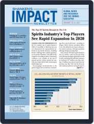 Shanken's Impact Newsletter (Digital) Subscription January 1st, 2021 Issue