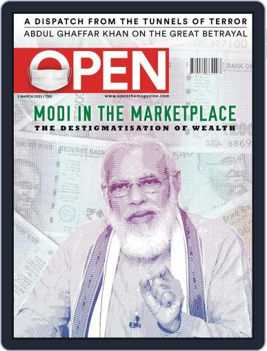 Open India February 19th, 2021 Digital Back Issue Cover