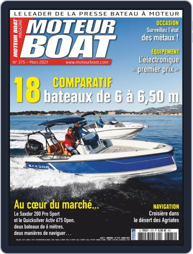 Moteur Boat February 12th, 2021 Digital Back Issue Cover