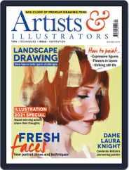 Artists & Illustrators (Digital) Subscription April 1st, 2021 Issue