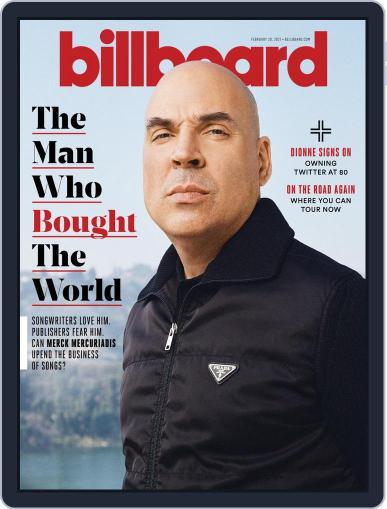 Billboard (Digital) February 20th, 2021 Issue Cover