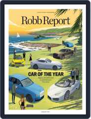 Robb Report (Digital) Subscription February 1st, 2021 Issue