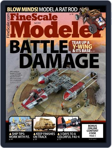 FineScale Modeler (Digital) April 1st, 2021 Issue Cover