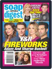 Soap Opera Digest (Digital) Subscription February 22nd, 2021 Issue