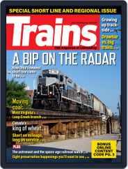 Trains (Digital) Subscription April 1st, 2021 Issue