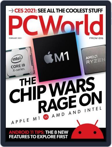 PCWorld (Digital) February 1st, 2021 Issue Cover