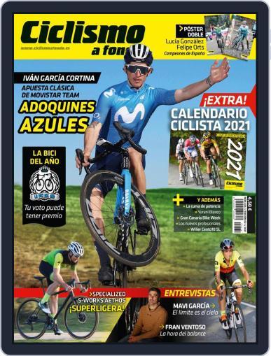 Ciclismo A Fondo (Digital) February 1st, 2021 Issue Cover