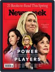 Newsweek International (Digital) Subscription February 26th, 2021 Issue