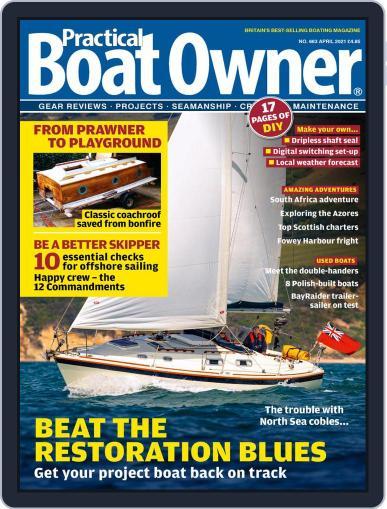 Practical Boat Owner (Digital) April 1st, 2021 Issue Cover
