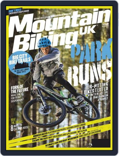 Mountain Biking UK (Digital) March 1st, 2021 Issue Cover