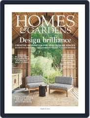 Homes & Gardens (Digital) Subscription March 1st, 2021 Issue