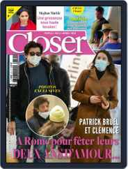 Closer France (Digital) Subscription February 19th, 2021 Issue