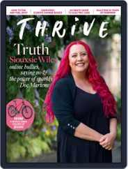 Thrive Magazine (Digital) Subscription June 1st, 2021 Issue