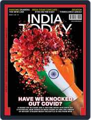 India Today (Digital) Subscription March 1st, 2021 Issue