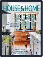 House & Home (Digital) Subscription March 1st, 2021 Issue