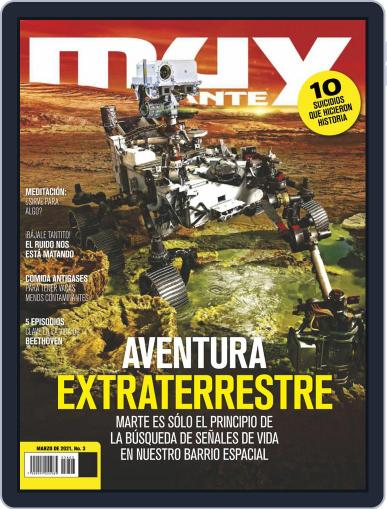 Muy Interesante México (Digital) March 1st, 2021 Issue Cover