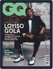 GQ South Africa (Digital) Subscription March 1st, 2021 Issue