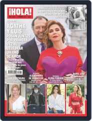 Hola (Digital) Subscription February 17th, 2021 Issue