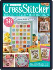 CrossStitcher (Digital) Subscription April 1st, 2021 Issue