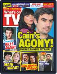 What's on TV (Digital) Subscription February 27th, 2021 Issue