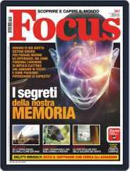 Focus Italia (Digital) Subscription February 23rd, 2021 Issue