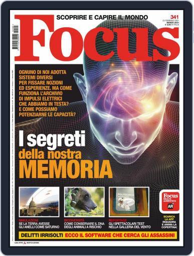 Focus Italia (Digital) February 23rd, 2021 Issue Cover