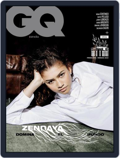 Gq España (Digital) March 1st, 2021 Issue Cover