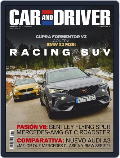 Car and Driver - España (Digital) March 1st, 2021 Issue Cover