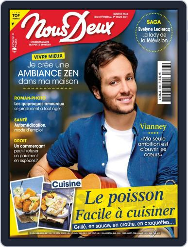 Nous Deux February 23rd, 2021 Digital Back Issue Cover