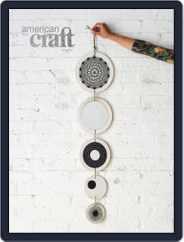 American Craft (Digital) Subscription February 9th, 2021 Issue