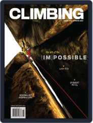 Climbing Magazine (Digital) Subscription February 9th, 2021 Issue