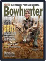 Bowhunter (Digital) Subscription April 1st, 2021 Issue