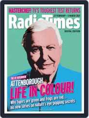 Radio Times (Digital) Subscription February 27th, 2021 Issue