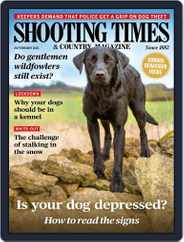 Shooting Times & Country (Digital) Subscription February 24th, 2021 Issue