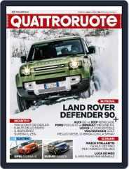 Quattroruote (Digital) Subscription February 1st, 2021 Issue