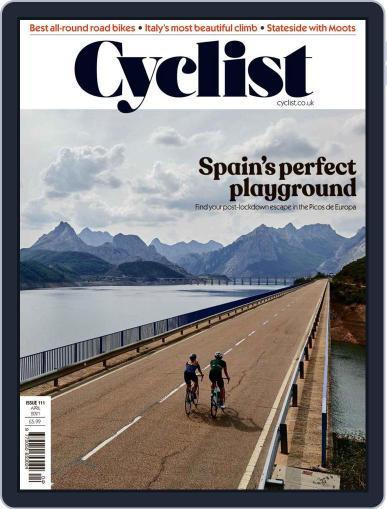 Cyclist (Digital) April 1st, 2021 Issue Cover