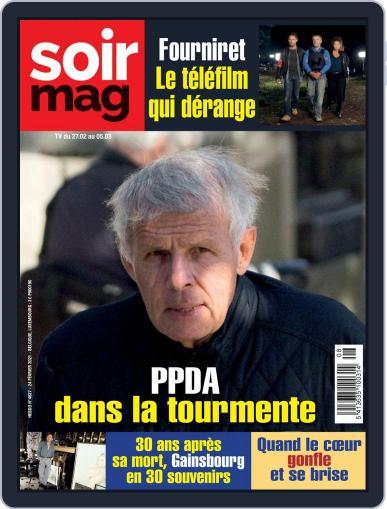 Soir mag February 24th, 2021 Digital Back Issue Cover