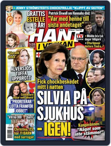 Hänt i Veckan (Digital) February 24th, 2021 Issue Cover